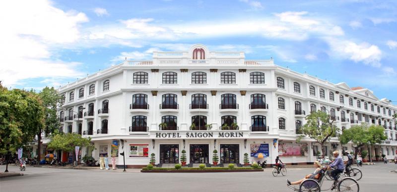Hotel Saigon Morin