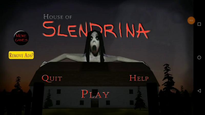 House of Slendarina