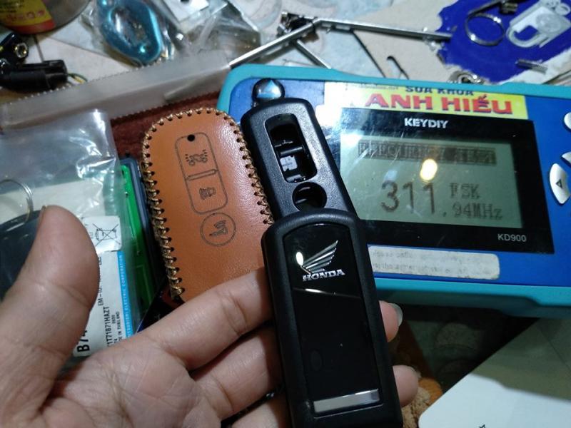 Làm Chìa Khóa SH Smart Key Tại Huế 0905980930