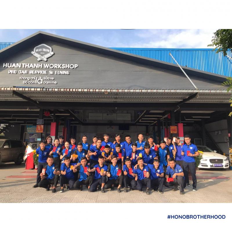 Huấn Thành Workshop