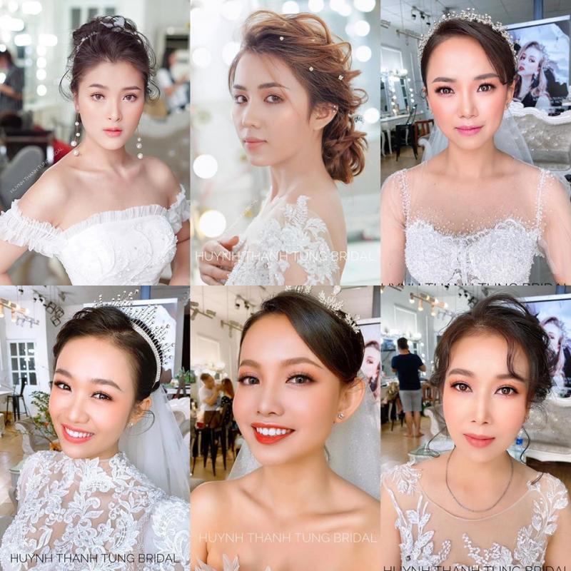 Top 8 Tiệm trang điểm cô dâu đẹp nhất TP. Thủ Dầu Một, Bình Dương