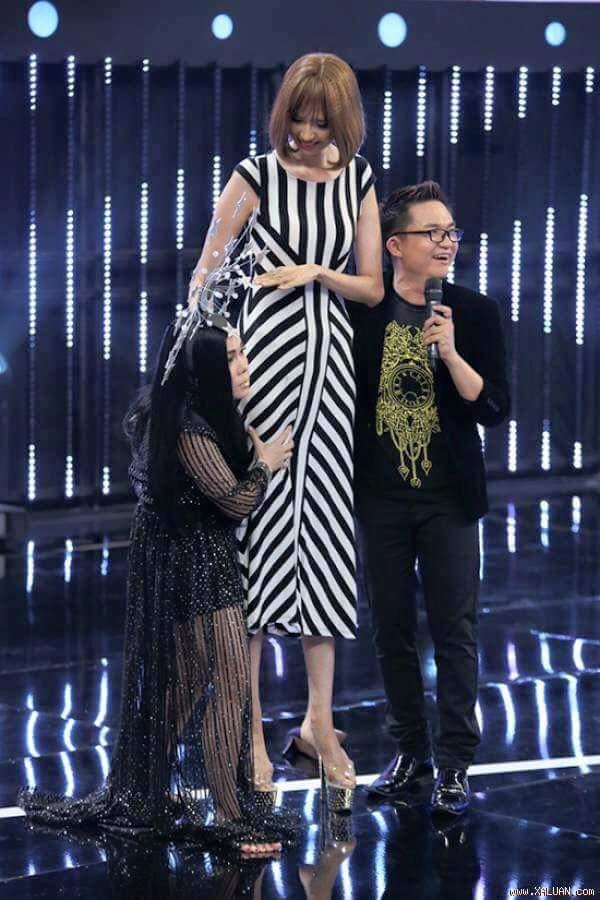 Nữ người mẫu cao nhất Việt Nam giờ ra sao? - ảnh 1