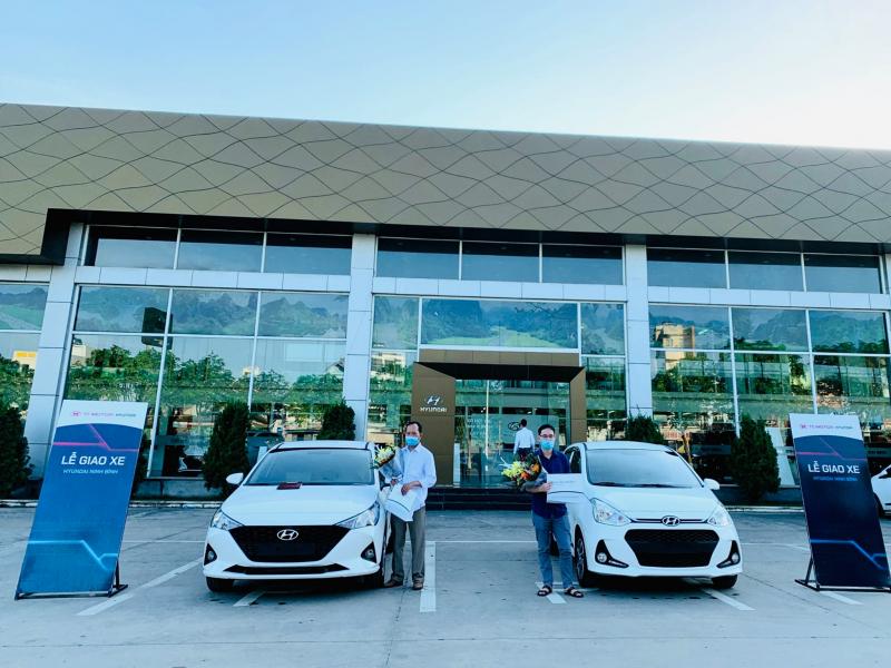 Showroom Hyundai Ninh Bình