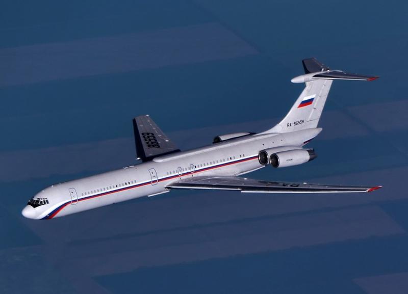 Thương hiệu máy bay Ilyushin