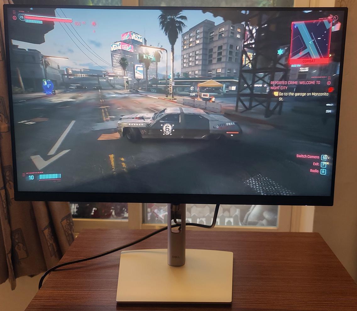 Dell P2422HE – Màn hình cho game, giải trí và sáng tạo nội dung