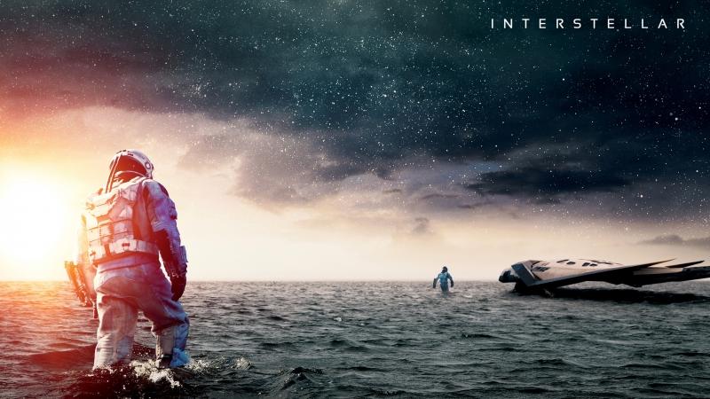 Cảnh phim Interstellar