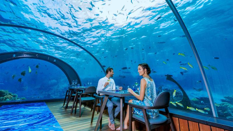 Ithaa Undersea (Maldives)