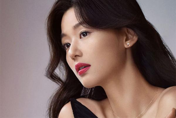 Jeon Ji Hyun lôi cuốn