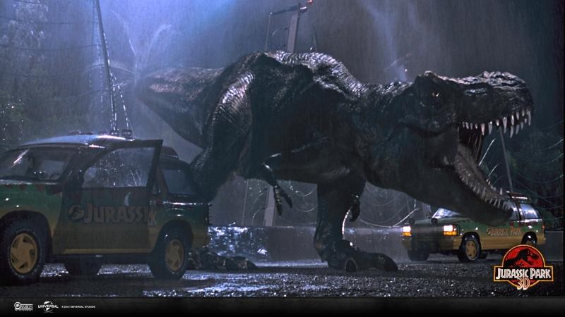 Cảnh phim Jurassic Park