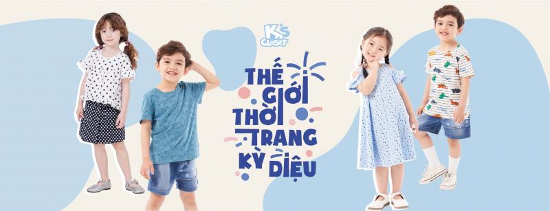 Top 5 Shop quần áo trẻ em xuất khẩu online tốt nhất hiện nay