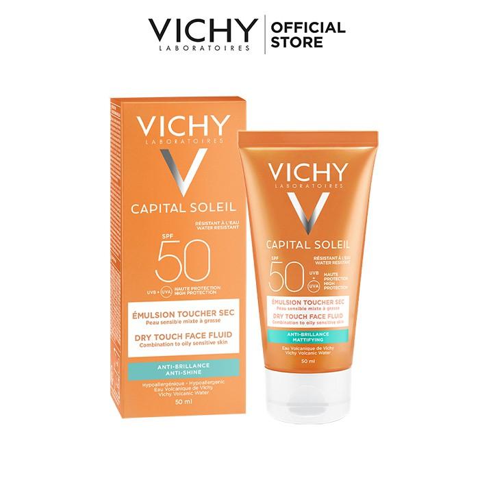 Top 5 Kem chống nắng Vichy tốt, được tin dùng nhất