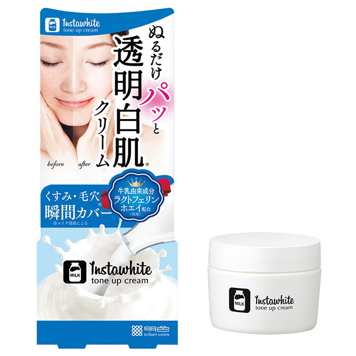 Kem dưỡng Meishoku Instawhite Tone Up Cream