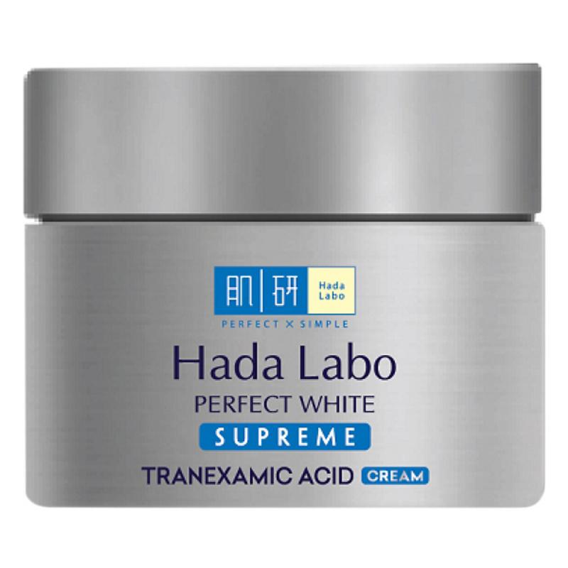 Kem dưỡng trắng toàn diện Hada Labo Perfect White Supreme Cream