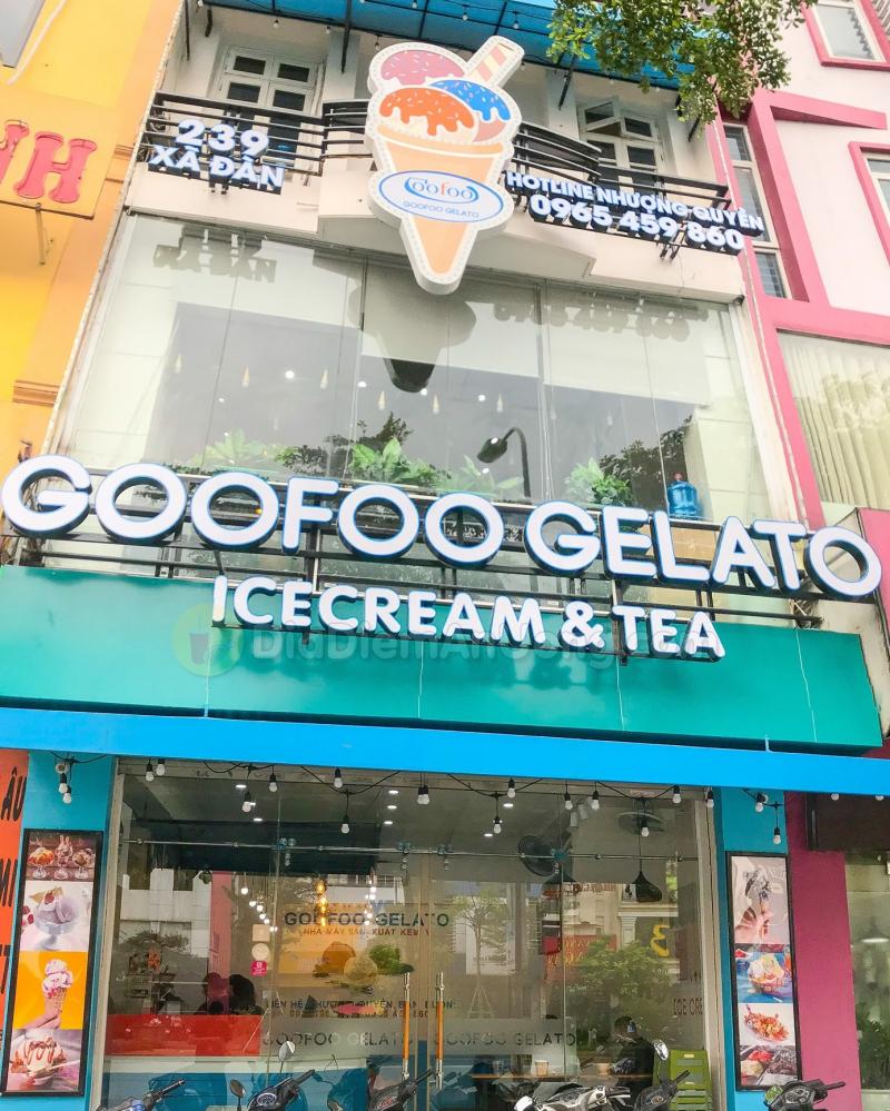 Cửa hàng Goofoo Gelato