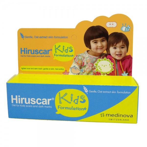 Kem liền sẹo Hiruscar Kids cho Bé