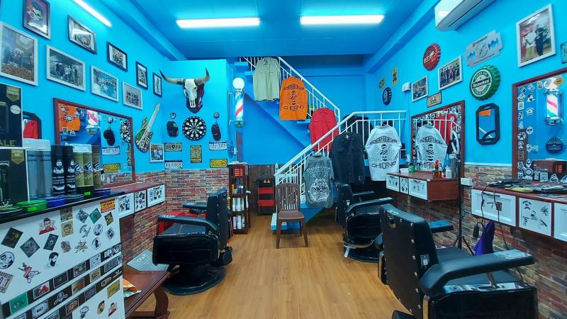 Kha Hào BarberShop