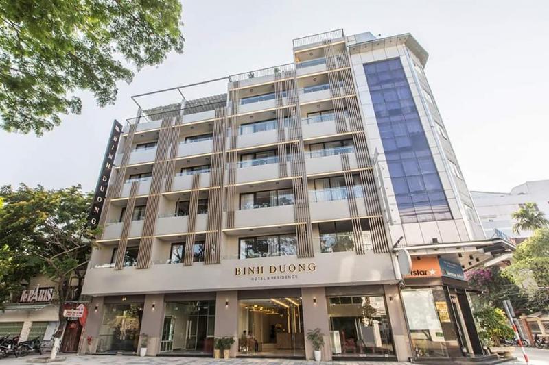 Top 4 Khách sạn đẹp nhất trên đường Trần Phú, Đà Nẵng