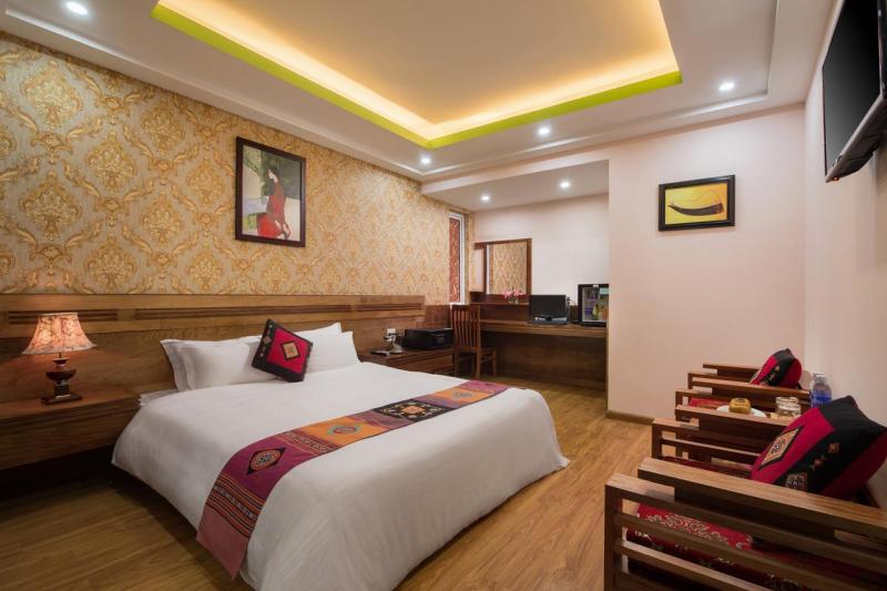 Khách sạn Sapa Luxury