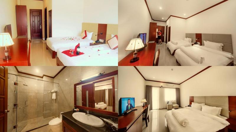Top 10 Khách sạn tốt nhất Quảng Nam