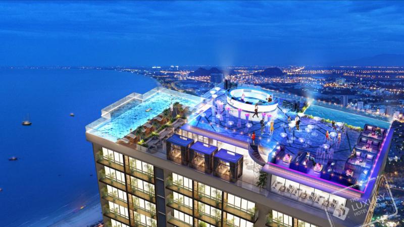 Tiện ích khu căn hộ TMS Luxury Hotel