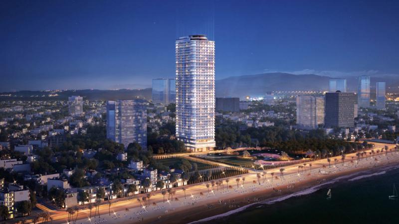 Tổng quan dự án khu căn hộ TMS Luxury Hotel Da Nang Beach