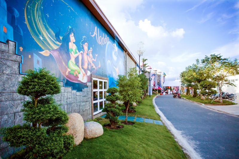 Khu vui chơi thiếu nhi – Cana Kids là trung tâm Giáo – Trí được đầu tư hoành tráng, chuyên nghiệp bậc nhất hiện nay tại Tây Ninh.