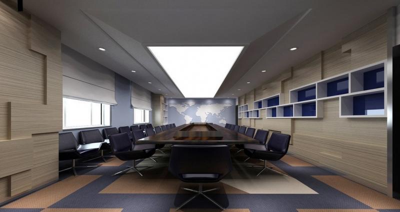 Kiến Phúc Gia có nhiều thiết kế nội thất văn phòng rất hiện đại, tinh tế, sang trọng.
