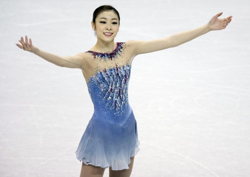 Kim Yuna là VĐV trượt băng xuất sắc nhất Hàn Quốc mọi thời đại