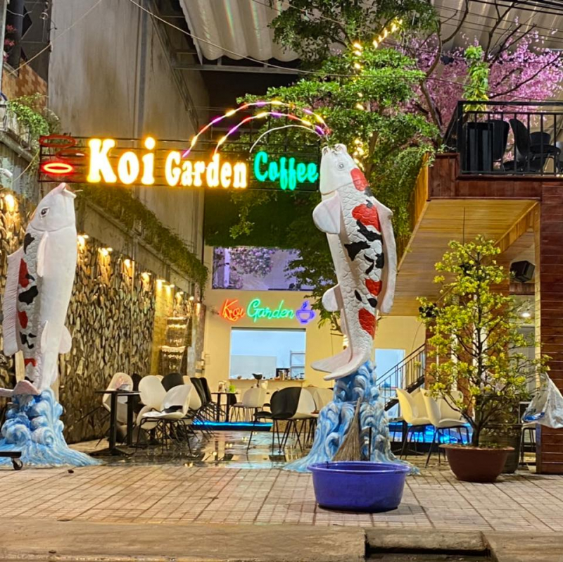 Koi Garden Coffee