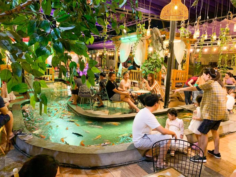 Top 12 Quán cà phê cá Koi ở Thành phố Hồ Chí Minh