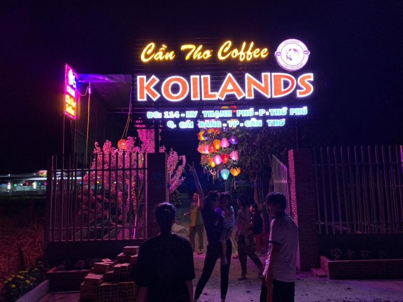 KoiLands Thiên Lộc Coffee