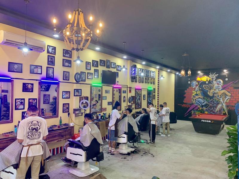 KONG Barber Club