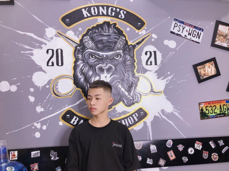Kong's Barber Shop