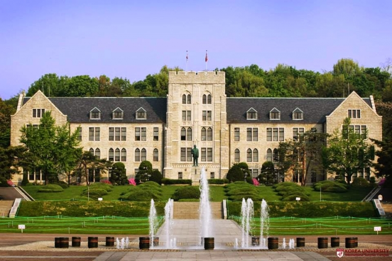 Korea University.