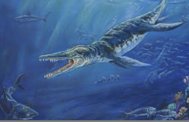 Thủy quái Kronosaurus