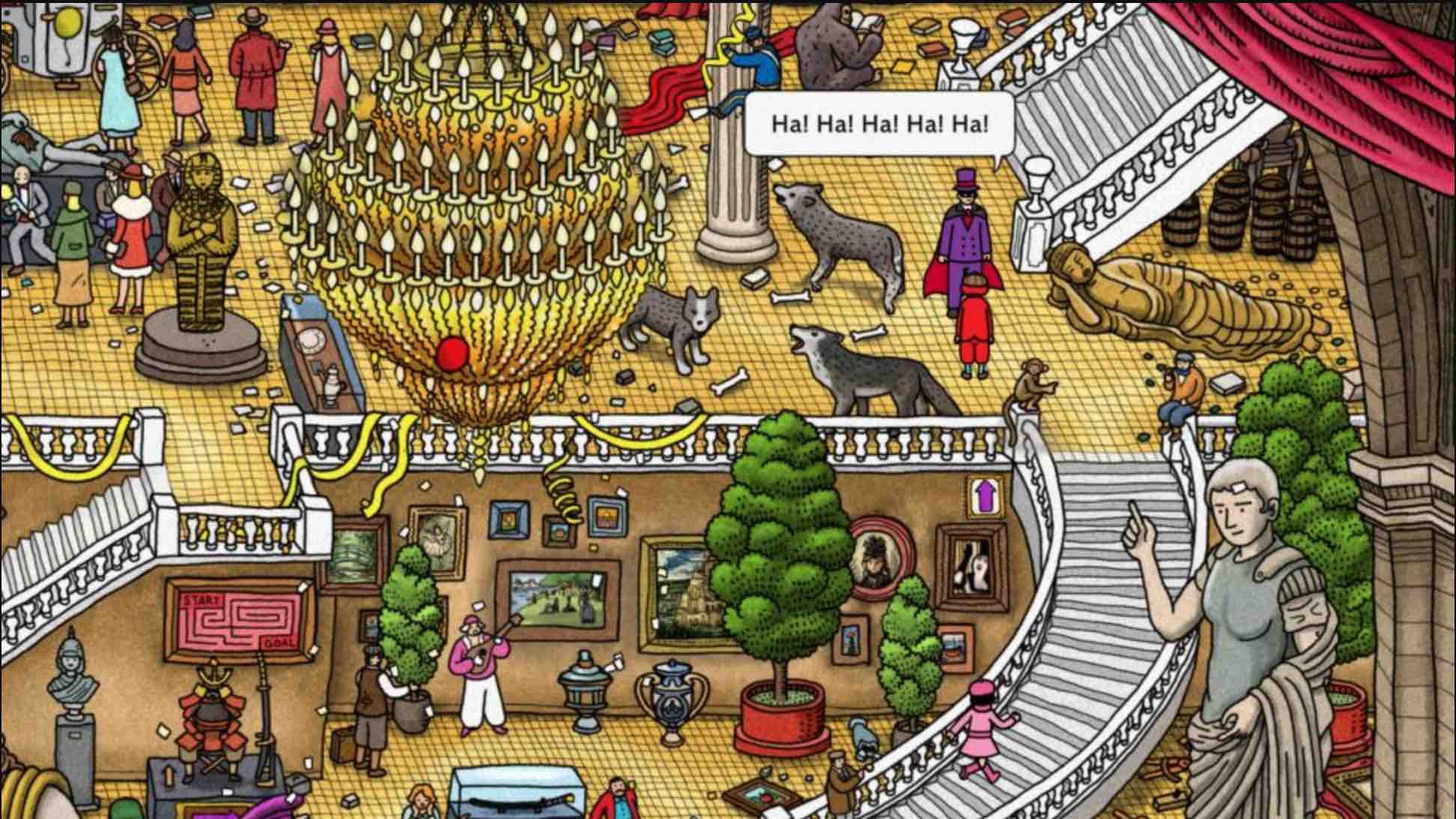Labyrinth City: Pierre the Maze Detective: tựa game lý tưởng dành cho các game thủ yêu thích thể loại phiêu lưu giải đố