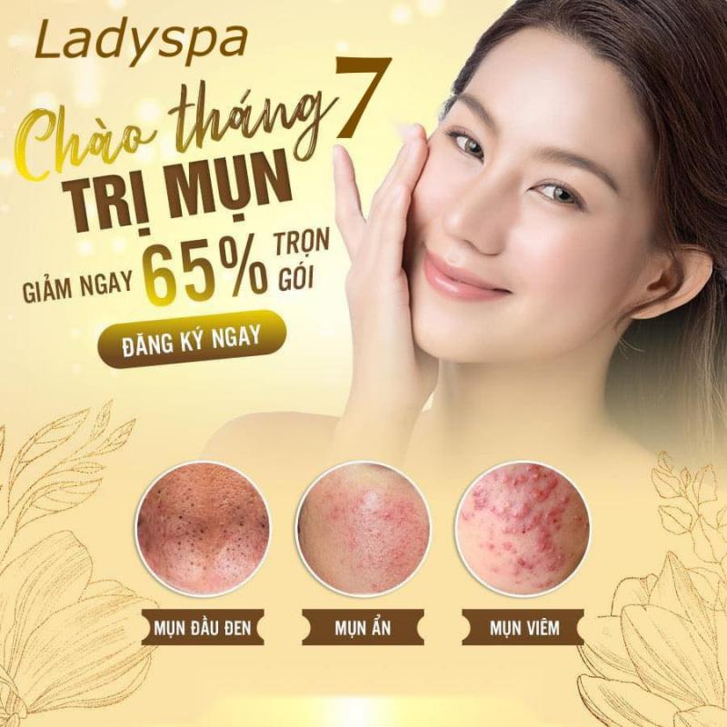 Lady Spa - Thái Bình