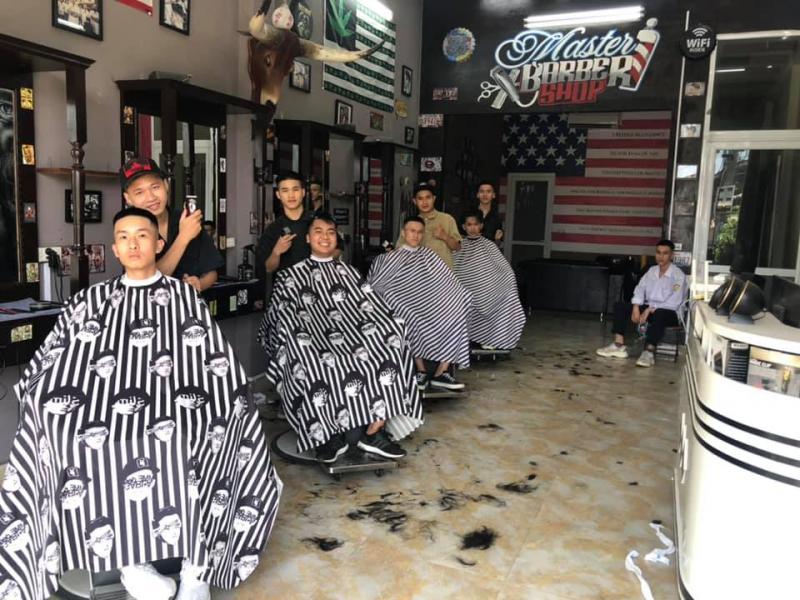 Lao Cai Barbershop