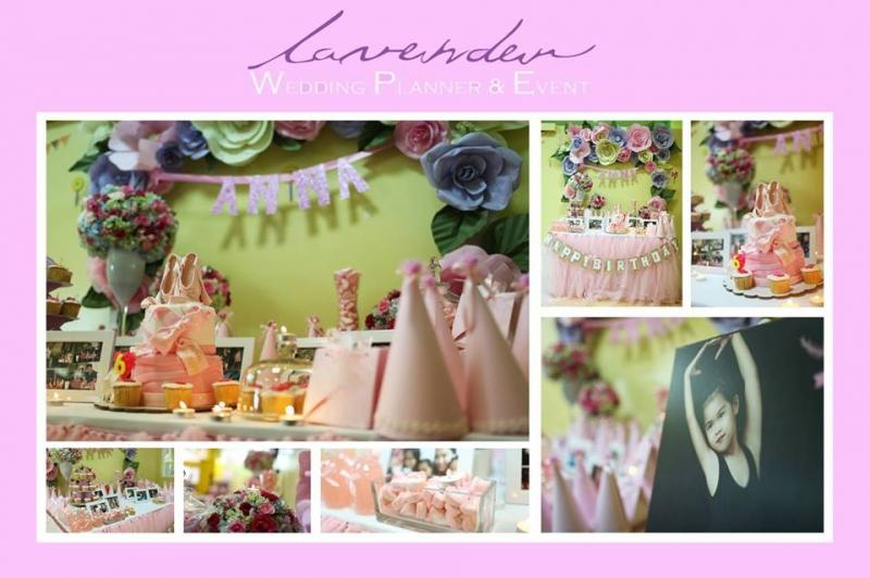 Lavender Wedding & Event
