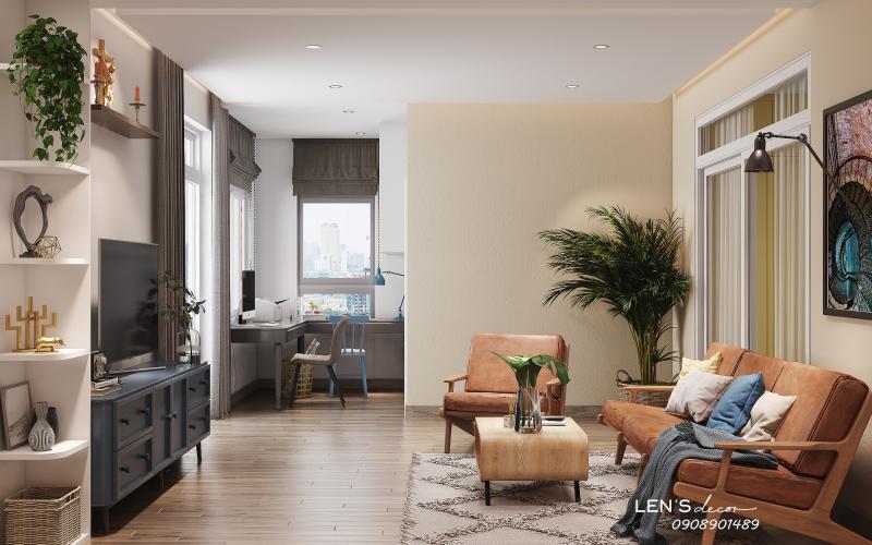 Top 8 Dịch vụ thiết kế nội thất chung cư chuyên nghiệp nhất tại TP. HCM