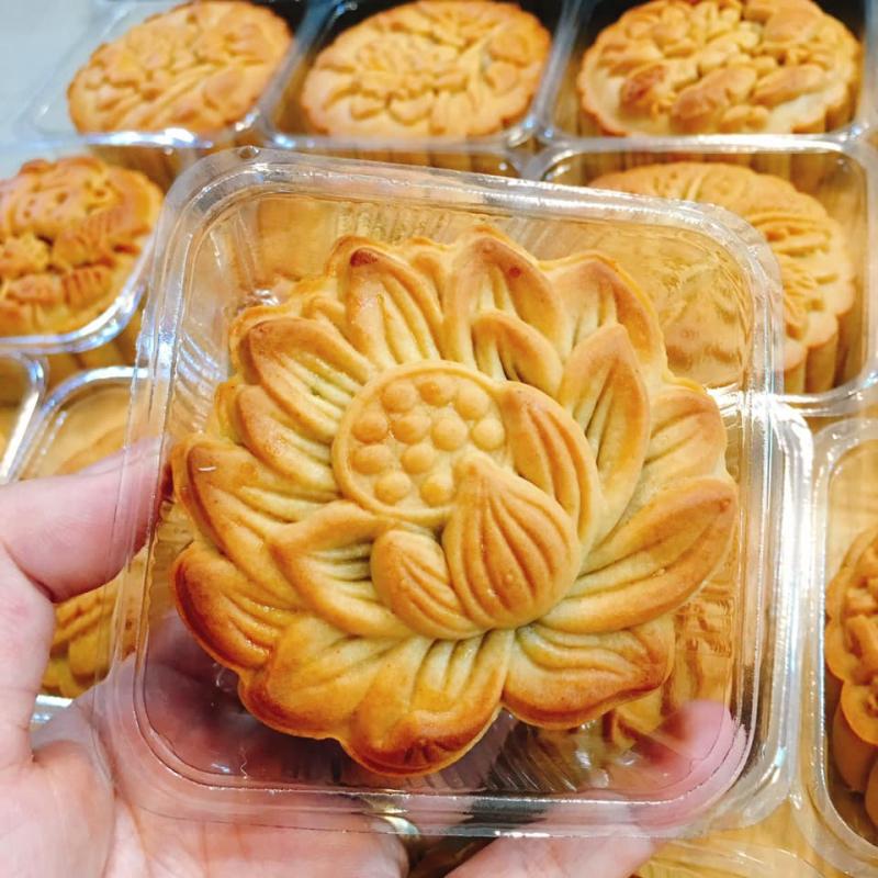 Bánh nhà Linh không chỉ chắc nịch, chất lượng mà hình thức còn rất đẹp