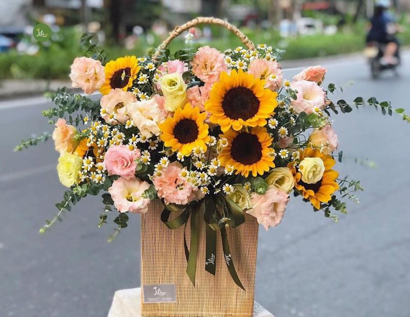 Liti Florist - Để hoa thay lời
