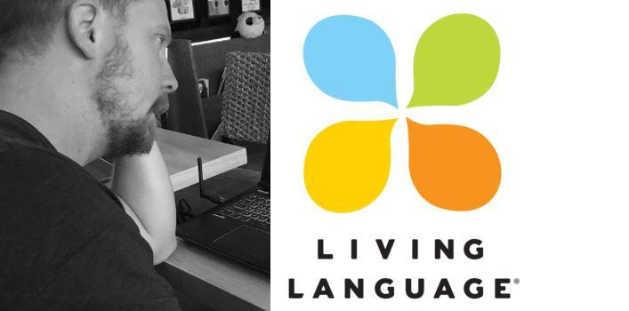 Website: Living Language