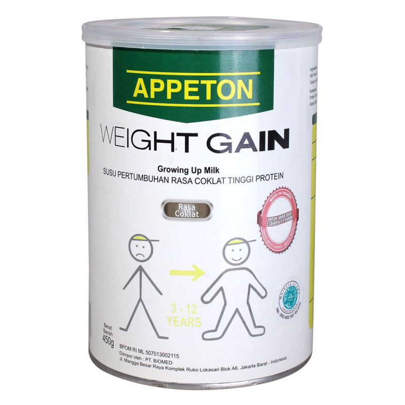 Sữa Appeton Weight Gain Children tăng cân