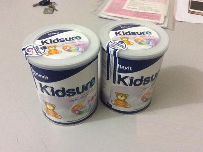 Sữa Havit Newzealand KidSure tăng cân