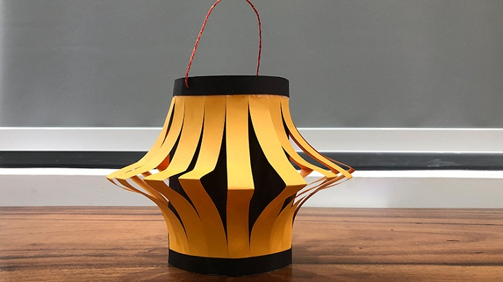 Lồng đèn bằng giấy