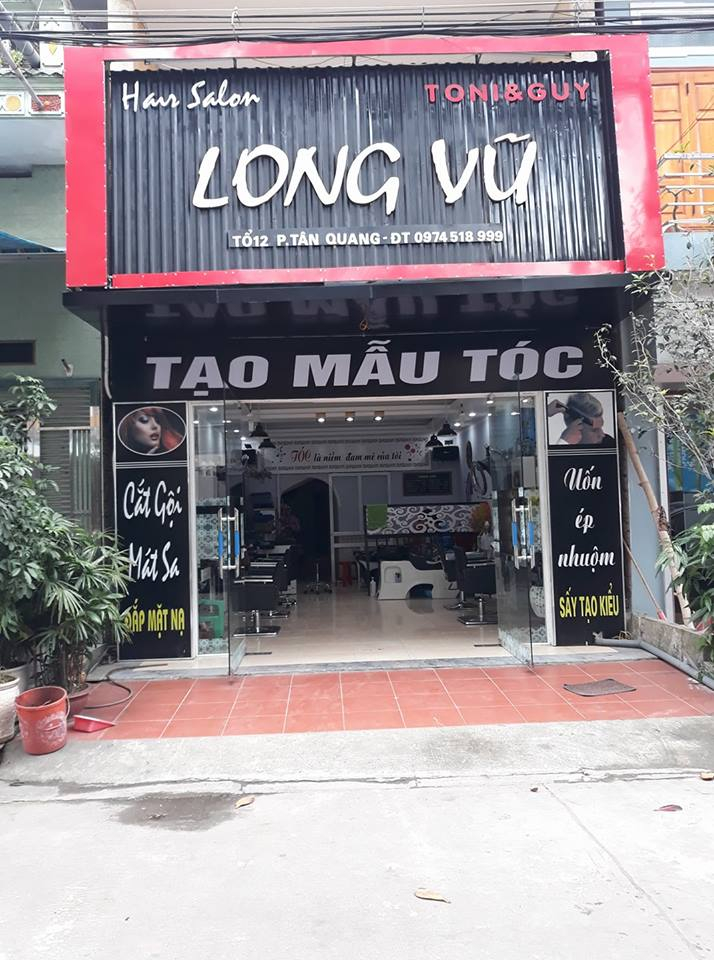 Long Vũ Salon