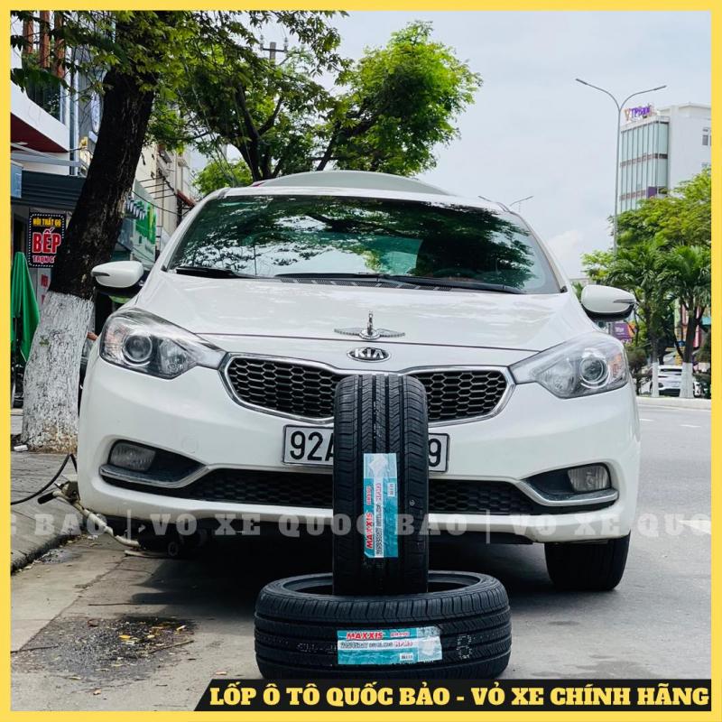 Lốp ô tô Quốc Bảo