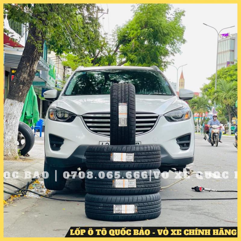Lốp ô tô Quốc Bảo Đà Nẵng