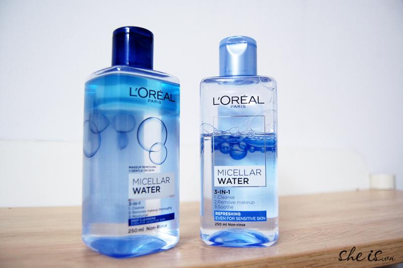 Nước tẩy trang của hãng L'Oréal